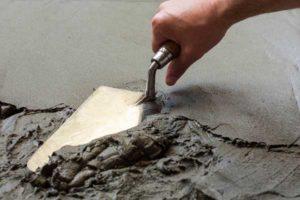 Тощий бетон Бронницы