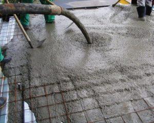 Купить бетон М150 в Бронницах
